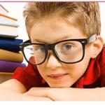 Как сохранить зрение школьника. Тренировка для глаз